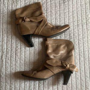 ALDO ankle booties